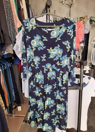 Платье трикотажное женское tu размер l