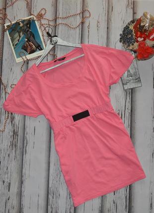 Удлиненная футболка dorothy perkins