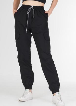 Джогеры штаны спортивные с карманами