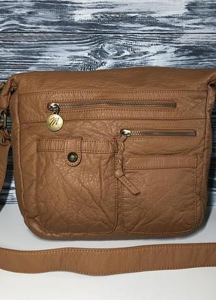 Женская сумка через плечо mantaray