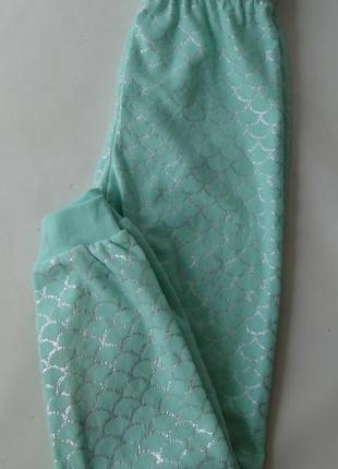 Пижамные штаны флис primark англия 8-9 лет 134 см