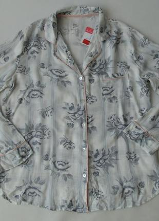 Пижама пижамная рубашка primark love to lounge с