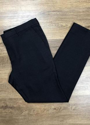 Класичні шерстяні штани брюки burberry london classic grey