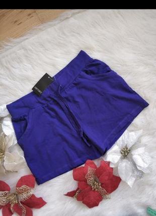 Нові коттонові шорти esmara