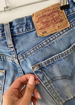 Ассиметричная юбка levis / джинсовая мини юбка из двух частей