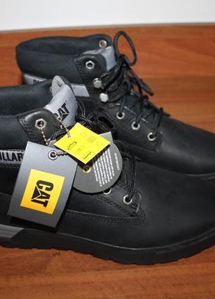 Ботинки от американского бренда caterpillar ryker