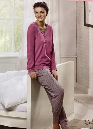 Женская пижама домашний костюм германия