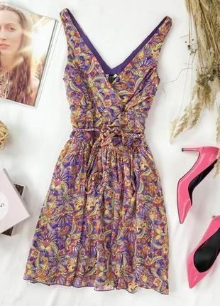 Кокетливое платье с пышной юбкой dr 1949141  only