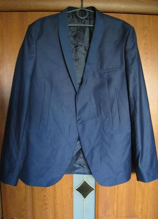 Пиджак на одну пуговицу paco rabanne