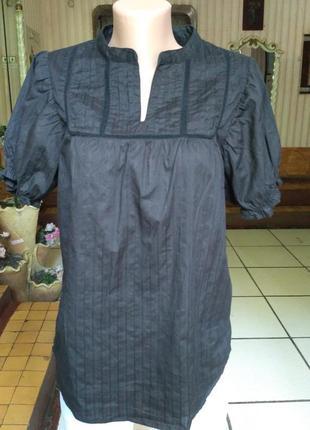 Vero moda лёгкая блуза 100% коттон
