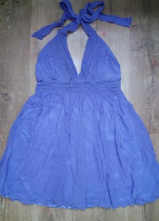 Красивое нежное нарядное платье