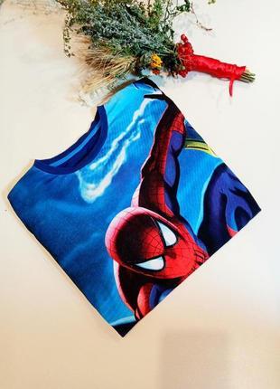 Реглан, человек паук