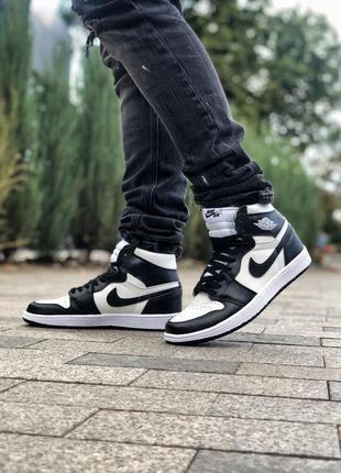 Nike air jordan retro 1 мужские кроссовки наложенный платёж купить кросівки