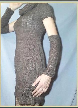 Платья вязаное
