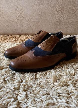 Туфли redfoot кожа/ замш оригинал