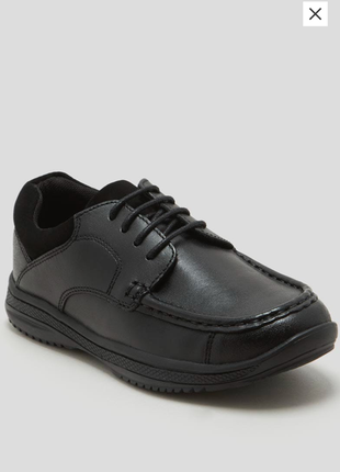 Школьные туфли кожа matalan 32р