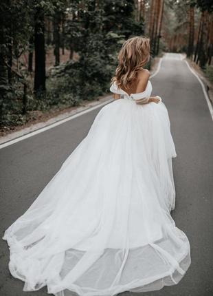 Свадебное платье 2020 dominis milla nova