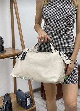 Шкіряна сумочка італійського виробника 9655