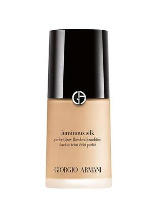 Тональный крем giorgio armani luminous silk foundation 1.5 fair neutral