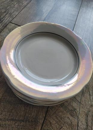 Кухонные тарелки