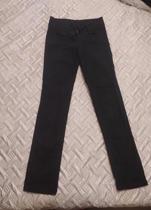 Штаны джинсовые чорные