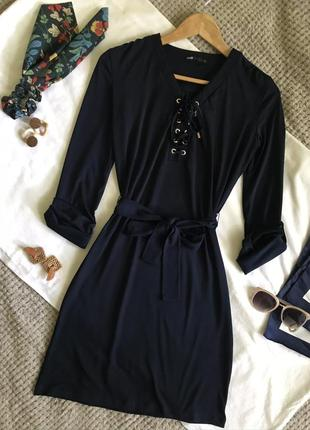 Стильное платье oodji / xs-s