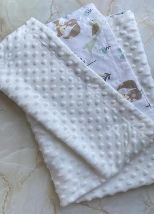 Одеяло плед покрывало для ребёнка