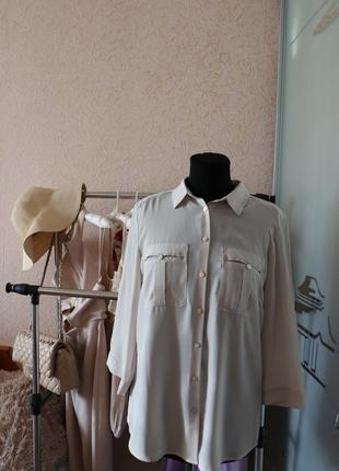 """Шифоновая рубашка """"h&m"""""""