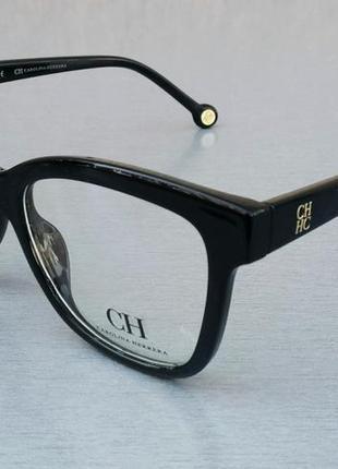 Carolina herrera очки женские имиджевые оправа для очков черная
