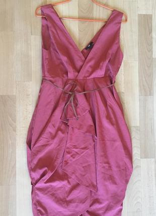 Легкое весеннее платье h&m