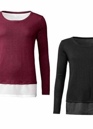 Пуловер - блузка esmara