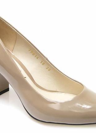Туфли-лодочки модель номер:340.