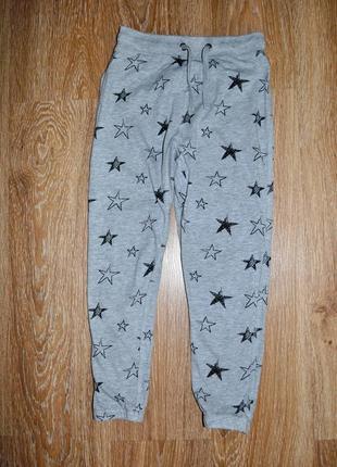 Пижамные штаны звезды /хлопок