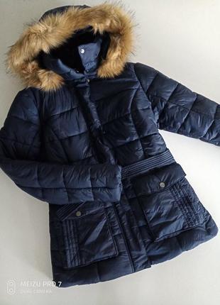 Стильная фирменная куртка еврозима от немецкого бренда cecil, 38,m