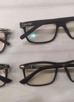 Имидживые очки для компьютера