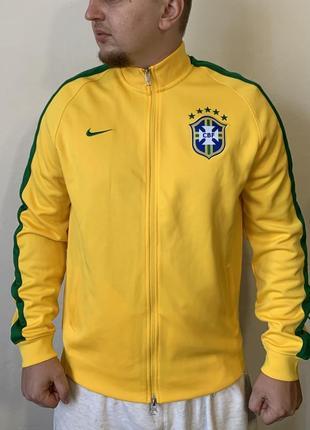 Олимпийка nike brasil