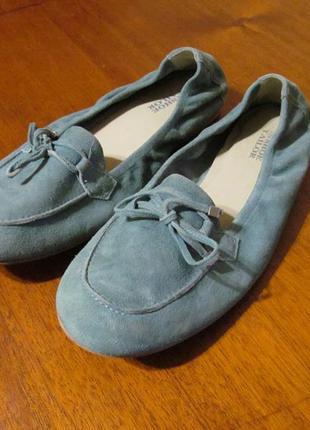 Балетки shoe tailor 38-39р. стелька 25 см.