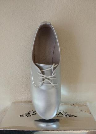 Стильные туфли( лоферы)  все размеры2