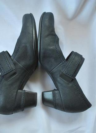 Туфли gabor 40-41р. натуральная кожа по стельке 27 см3