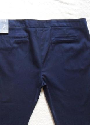 Новые укороченые синие штаны брючки atmosphere , 16 размер.3