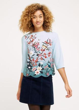 Роскошная блузка oasis