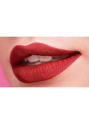 Стойкая губная помада stay on, тон «тёмно-малиновый» 40738