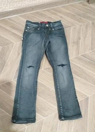 Стрейчевые джинсы .(2798)