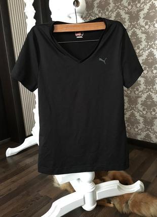 Спортивная футболка puma1