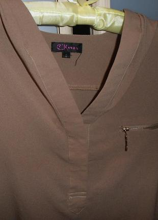 Стильная блуза2