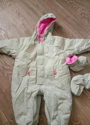 Термокомбинезон feetje baby wear  зимний комбинезон
