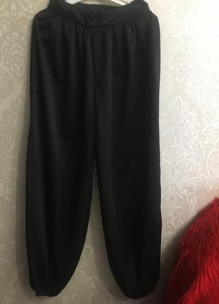 Брюки , штаны в бельевом стиле