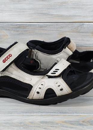 Ecco оригинальные сандали оригінальні босоніжки
