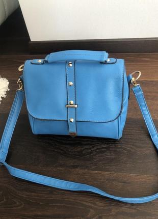 Женская сумка новая daniele patrici