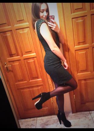 Красивейшее платье zara